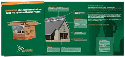 Product Plus - Agricultural Brochure