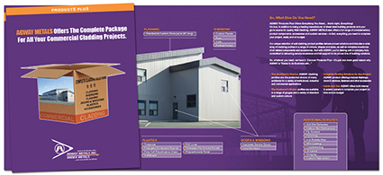 Product Plus - Commercial Cladding