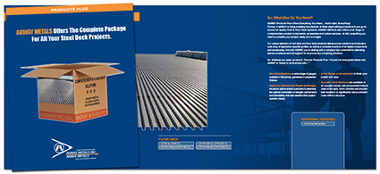 Product Plus - Commercial Roof & Floor Deck