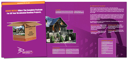Product Plus - Residential Brochure