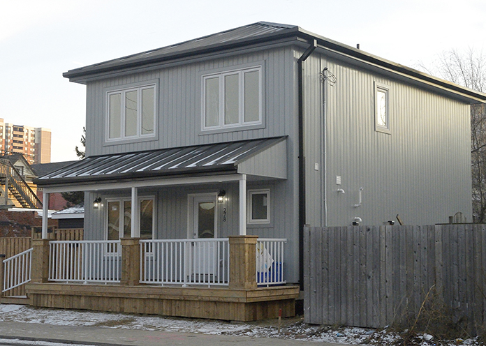 image of Stratus Residential Wall Cladding
