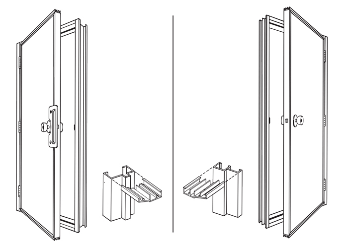 image of Insulated Service Doors