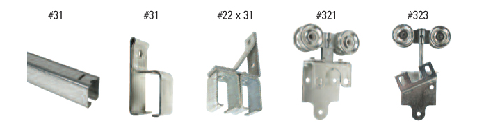 Square Track System options